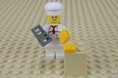 Imite une râpe à fromage pour tes minifigures LEGO®