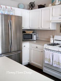 Cute small-kitchen re-do