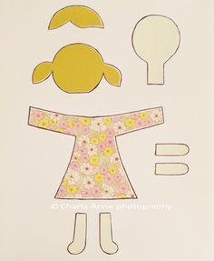 Giysili Bebek Oyun Seti #Kadın #Kadınlar #Geliyoo #Hobi