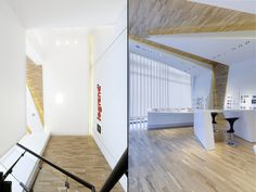 Legrand Innoval showroom by Golden Ratio, Athens – Greece » Retail Design Blog