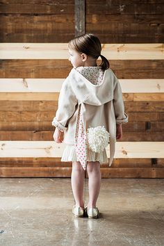 free bunny coat pattern