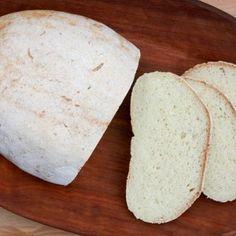Světlý bezlepkový chléb | Jíme rádi Dairy, Bread, Recipes, Brot, Baking, Breads, Ripped Recipes, Buns