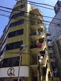 Tokyo - colourful architecture- Omotesando