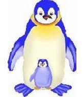 Theta Phi Alpha penguin balloons