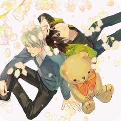 Junjou Romantica - Akihiko and Misaki