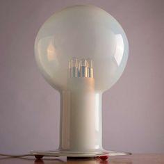 Renato Toso; 'Nefele' Table Lamp for Leucos, 1968.