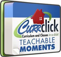 Teachable Moments Calendar from CurrClick with $20 CurrClick gift card giveaway!