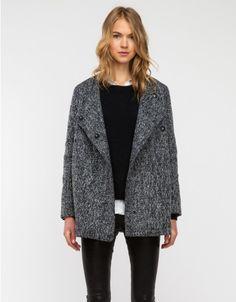 Carmen Double-Breasted Coat