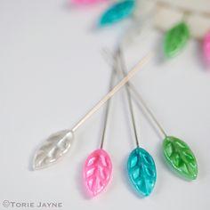 Leaf pins