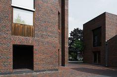 Phillips Exeter Academy Library | Exeter, New Hampshire | Louis Kahn | Photo © Iñaki Bergera