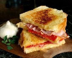 italian panini recipe picture