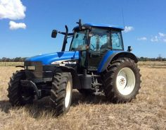 2004 New Holland TM120 Tractor for sale by owner on Heavy Equipment Registry. http://www.heavyequipmentregistry.com/heavy-equipment/14372.htm