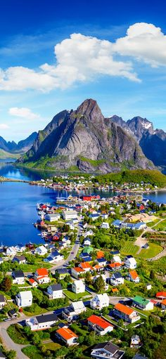 Norway is considered as one of the most beautiful country in the world, it is known for its picturesque sites. #Norway #traveling #beautifulplace