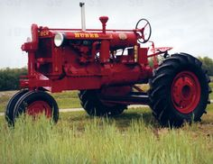 1938 Huber LC Tractor