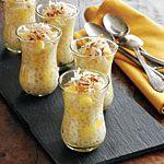 Pineapple-Coconut Tapioca Recipe | MyRecipes.com... I have to try this!!!