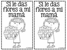 FREE Mothers Day in Spanish Follow all our boards at http://pinterest.com/linguahealth for our latest therapy pins and visit http://linguahealth.com for even more resources!
