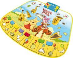 Winnie the Pooh Musik-Matte  23