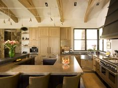 modern southwest decor | Contemporary Southwest Style Equestrian Estate In Santa Fe, NM ...