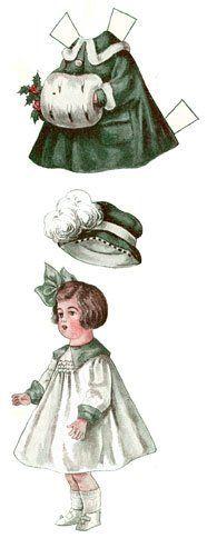 Paper dolls linkkejä