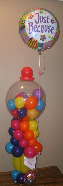 Ava 39 s candy birthday party on pinterest 67 pins for Balloon decoration machine
