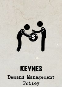 #Marx had argued that the boom and bust of Capitalism would eventually self-destruct and would lead to socialism. In response, #keynesian economics maintains that a state should engineer greater public spending through investment. When trade is booming, a government should spend little, when the economy slumps, public spending should go up. #capitalism #keynes #economy #socialism #investment