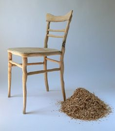 Reduced chair