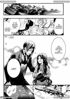 Kuroshitsuji 104 Page 14