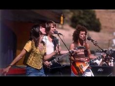 Journey   - Don't Stop Believing This is my absolute favorite song....it was then and still is now....it makes me remember the fun times we used to have and it makes me cry.