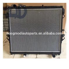 Car Spare Parts Radiator For Revo Hilux Hilux 2016, Car Spare Parts, Car Radiator, Air Shocks, Jaguar Land Rover, Control Arm, Guangzhou, Radiators, Radiant Heaters