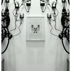 """performance """"die geknebelte weltenseele"""" installation """"silent scream"""" oder """"die königin der Alpen"""" kunstmesse leipzig 2019 Scream, Gallery, Home Decor, Leipzig, Alps, Homemade Home Decor, Roof Rack, Decoration Home, Interior Decorating"""