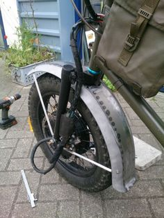 Perfect fit, with custom struds