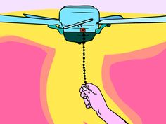 How to Replace a Ceiling Fan Pull Chain Switch -- via wikiHow.com