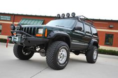 Cherokee XJ Sport Lifted Nicest in Country Fully Built Stage 3 Package | eBay