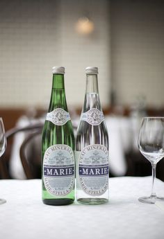MARIE-STELLA-MARIS mineral water #packaging #design #labels
