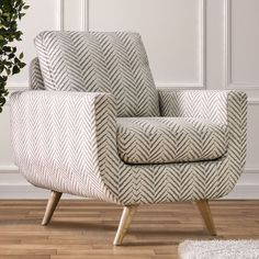 ALONDRA CHAIR, GRAY   PRICE: $320.00  #chair #furniture #greatoffers #bedroomset #livingroomset #diningroomset