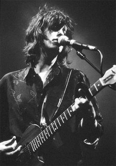 Mike Scott  - To this very day one of the best live shows I ever saw. Not solo but with the Waterboys