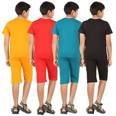 ZIPPY Combo Multi Color Boys Tshirt and Three Fourth Pant Pack of 4 - http://www.zazva.com/shop/kids-clothing-accesories/zippy-combo-multi-color-boys-tshirt-three-fourth-pant-pack-4/ Modern:Three fourth Material:Cotton Washcare:Dry wash