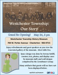 Plan now to attend the grand reopening!