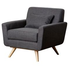 Charming Gray Armchair 59 For Your Home Decoration Ideas with Gray Armchair