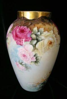 Limoges Vases