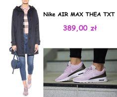 Nike Air Max Thea to idealna propozycja dla kobiet świadomych swojego stylu.  #buty #nike #kobieta #air #max #styl