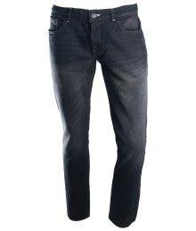 Jeans Color Negro de Mezclilla Marca Lmental.  mensfashion 84939c9a6c6c