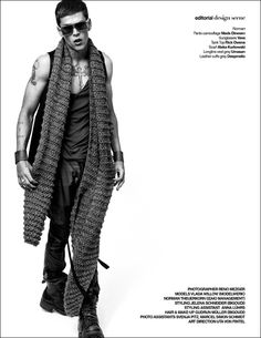 Bold and Raw by Reno Mezger for Design Scene