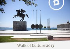 Celebrate International Museum Day with a walk around Thessaloniki's greatest monuments. Uncover the memories of the past and blend them with a pinch of creativity to create a better future.  Read more: http://fw2.gr/lih