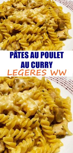 Plats Weight Watchers, Weight Watchers Smart Points, Weigth Watchers, Menu, Pasta, Voici, Macaroni And Cheese, Food And Drink, Health Fitness