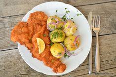 Wiener Schnitzel, Carne, Zucchini, Eggs, Favorite Recipes, Meat, Cooking, Breakfast, Food