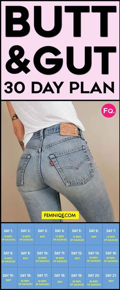Typically, these areas are trained separately but for this challenge you'll get the best bang for your time.⏰ If you want to reshape and grow your butt and trim belly fat simultaneously, then you need to give this challenge a try. This 30 day ab and butt workout challenge will involve 4 targeted workouts for … Read More →