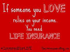 #Life #Insurance #Love