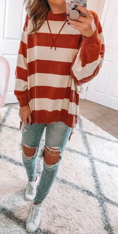 45 Flawless Winter Outfits To Inspire You / 032 - Top Trends . 45 Flawless Winter Outfits To Inspire You / 032 - Top Trends 45 tenues d'hiver parfaites pour vous inspirer / 032 - Top tendances Mignonnes Look Fashion, Teen Fashion, Autumn Fashion, Fashion Outfits, Junior Fashion, White Fashion, Fashion Trends, Retro Fashion, Womens Fashion