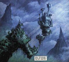Witches Castle | Wonderful Wizard of Oz (L. Frank Baum)